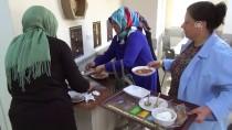 LOKMAN ERTÜRK - Kahramankazan'da Yemek Atıklarından Solucan Gübresi Üretiliyor