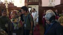 ANADOLU MEDENIYETLERI MÜZESI - Kitap Okuyan Öğrencilerin Gezisi Başkent İle Başladı