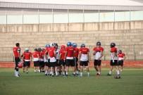 MASA TENİSİ - Korumalı Futbol Milli Takımı Yalova'da Kampa Girdi