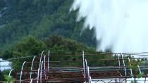 ORMAN İŞÇİSİ - Kumluca'daki Orman Yangınında 70 Hektar Alan Zarar Gördü