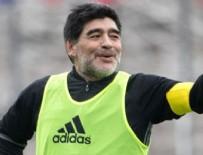 MARADONA - Maradona farkı