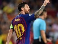 BARCELONA - Messi hat-tickle başladı! Barça şov...