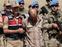 UZMAN ÇAVUŞ - MİT'in paketlediği 9 YPG'li tutuklandı
