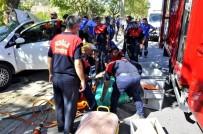 DİREKSİYON - Muğla'da Kaza Açıklaması 1 Ölü 2 Yaralı