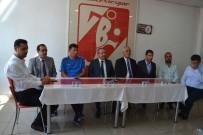 ÜMRANİYESPOR - Mustafa Bahçeci Açıklaması 'Balıkesirspor- Ümraniyespor Maçı Kaldığı Yerden Tekrar Oynanmalı'