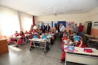 Pamukkale Belediyesi'nden Öğrencilere Hoş Geldin Hediyesi