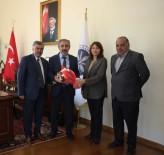Rektör Biber Ardahan Esnafının Ahilik Haftasını Kutladı