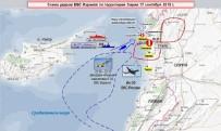 Rusya Savunma Bakanlığı Açıklaması 'İsrail Jetleri Lazkiye'de Kasıtlı Olarak Tehlikeli Bir Durum Oluşturdu'
