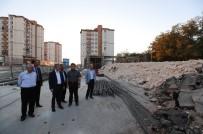 MEHMET TAHMAZOĞLU - Şahinbey Belediyesi'nden Çamlıca Mahalle Sakinlerine Müjde