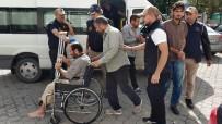 Samsun'da DEAŞ'tan 7 Iraklı Adliyede