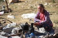 YARPUZ - Sevcan'ın Eğitim Aşkına Ne Taşımalı Sistem Ne Yaylada Çobanlık Engel Olabildi