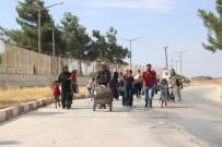 REJİM KARŞITI - 'Silahsızlandırılmış Bölge' Kararı Sonrası Tersine Göç Başladı