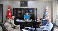 Silvan'da 'Okul Güvenliği Toplantısı' Yapıldı