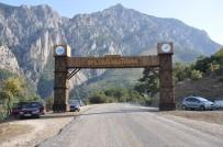 TELEFERIK - Spil Dağı Milli Parkı Ziyaretçi Rekoruna Koşuyor