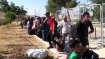 ÖNCÜPINAR - Suriyelilerin Türkiye'ye Dönüşleri Devam Ediyor