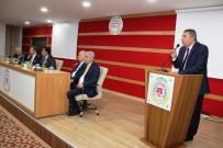 TOBB Başkanı Hisarcıklıoğlu, Ticaret Borsası'nı Ziyaret Etti