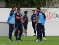 ALANYASPOR - Trabzonspor'da Göztepe Mesaisi Başladı