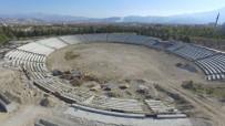 Türkiye'nin İlk Müstakil Güreş Kompleksi İnşaatı Isparta'da Yükseliyor