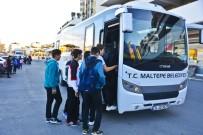 MALTEPE BELEDİYESİ - Ücretsiz Okul Servisi 4. Yılında