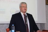 BAKÜ - Ukrayna Ankara Büyükelçisi Andrii Sybıha'dan ETB'ye Ziyaret
