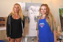 NAMIK KEMAL - Uluslararası Kadın Ressamlar Çalıştayı Başladı