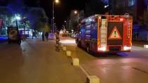 DOĞALGAZ - Uşak'ta Ana Doğalgaz Borusunda Gaz Kaçağı Meydana Geldi
