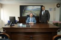 Vali Pehlivan'dan Tapu Ve Kadastro Müdürlüğü'ne Ziyaret