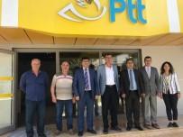 BANKACILIK - Vezirhan'a PTT Şubesi Açıldı