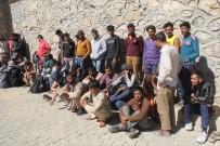 BANGLADEŞ - Yol Kontrol Noktalarında Yaya Geçmeye Çalışan 199 Kaçak  Göçmen Yakalandı