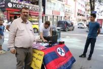 Zonguldak Kömürspor'a Katkı İçin Stand Açıp Bilet Sattılar