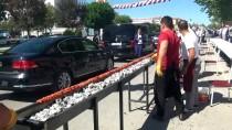 AHMET AKıN - 19 Metre Uzunluğunda Adana Kebabı Yapıldı