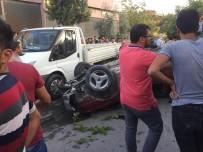 2 Araca Çarpıp 2 Ağaç Deviren Otomobil Yayaya Çarptı Açıklaması 1 Ölü 5 Yaralı