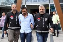 POLİS ARACI - 20 Tonluk Madeni Gasp Ederek Çalan Şahıslar Adliyeye Sevk Edildi