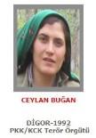 300 bin TL ödülle aranan kadın terörist öldürüldü