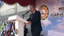 TARIM VE HAYVANCILIK FUARI - 5. Kırşehir Tarım Ve Hayvancılık Fuarı Açıldı