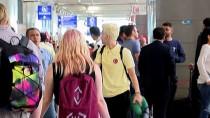 MERVE AYDIN - A Milli Kadın Basketbol Takımı İspanya'ya Gitti