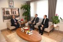 BAYRAM YıLMAZ - Adana'da 4 İlçeye Yeni Kaymakam