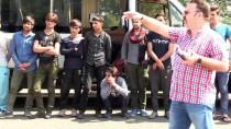 Adana'da 49 Düzensiz Göçmen Yakalandı