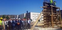 ADNAN MENDERES ÜNIVERSITESI - ADÜ Nazilli İİBF'ye 2500 Kişilik Ek Bina