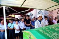 ALI GÖKÇE - Afyonkarahisar'daki Kazada Ölen Sürücü Sarıgöl'de Defnedildi