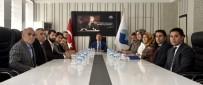 Ağrı'da Okul Güvenliği Toplantısı Yapıldı