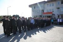 SAYGI DURUŞU - Ahlat'ta Gaziler Günü Kutlandı