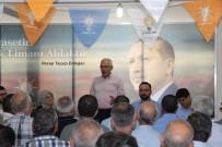 TÜRKIYE BÜYÜK MILLET MECLISI - AK Parti'li Bilen'den Kula Çıkarması