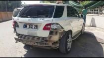 ADNAN MENDERES - Belediye başkanına silahlı saldırı