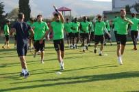 MIGUEL - Akhisarspor'da Krasnodar Maçı Öncesi Son Antrenman