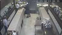 MEDIKAL - Aksaray'da Kuyumcu Hırsızlığı Kamerada