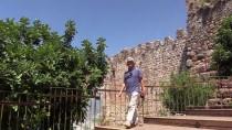 OSMANLı DEVLETI - Alanya'daki Osmanlı Karakolu Açıklaması Ehmedek Kalesi