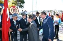 Alaplı İlçesinde Gaziler Günü Dolayısıyla Tören Düzenlendi