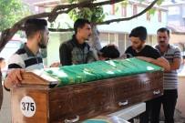 Alevlerin Arasında Cansız Bedenlerine Ulaşılan 2 Çocuk Toprağa Verildi
