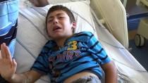 Annesiyle Halı Yıkayan Çocuğun Maganda Kurşunuyla Yaralanması